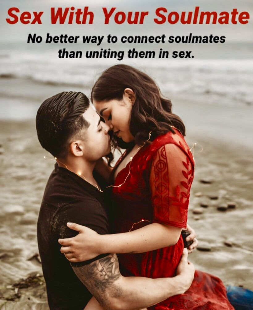 Sex with your soulmate