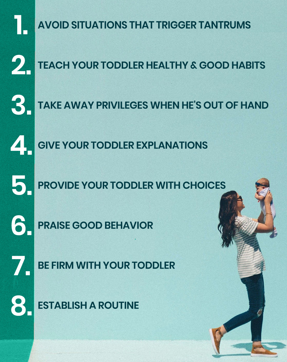 Tips for parenting 2 year olds